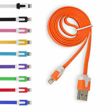 10FT 3M 8 Pin USB Data Sync Charge Charger Cable Cord For iPhone 5 5S 6s 7 Plus