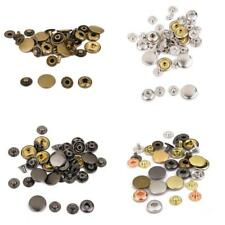 Heavy Duty Snap Fasteners Press Studs Kit Buttons Sewing Clothes Craft Tool