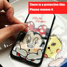 Hot New Cute Soft TPU Gel Slim Couple Lovers Case Cover For iPhone 7/7 Plus Gift