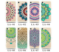 Mandala TPU Silicon Soft Case Cover Shell Skin For iPhone 6/6S Plus iPhone7 Plus