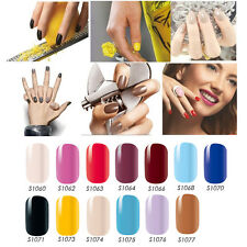 New Acrylic Design False French Nails Stickers Full Nail tips Fake Art Manicure