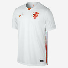 NIKE NETHERLANDS AWAY JERSEY 2015/16 HOLLAND DUTCH.