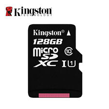 Genuine Kingston Micro SD SDHC Memory Card C4 C10 4GB 8GB 16GB 32GB 64GB 128GB