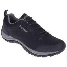 Hi-Tec Caroni Low Black Mens Outdoor Shoes Hiking shoes Casual shoes NEW
