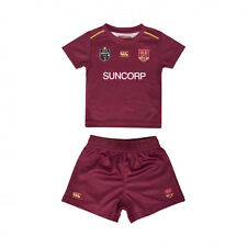 Queensland Maroons 2017 State of Origin Infant Jersey and Shorts Set