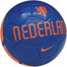 Nike Holland - Netherlands WC World Cup 2014 SPP Soccer Ball Royal / Orange