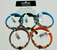 CHEAP! Alex and Ani Canyon Wrap Beaded Bangle Bracelet! NEW! Pick Your Color!