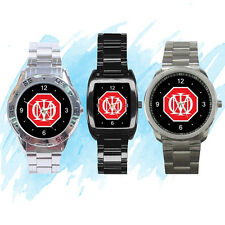 NEW Wrist Watch Stainless Sport Barrel Analogue Dream Theater