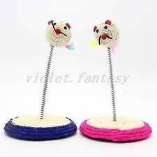 The Little Mouse Cat Toy Natural Sisal Pet Supplies Toy