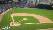 1-8 Chicago White Sox @ Detroit Tigers 2017 Tickets 6/2/17 Sec 324 Row 11