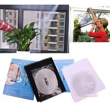 Insect Anti-Flybug Screen Protector Mesh Net Curtain Black White