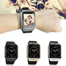 """Android 4.4 3G WiFi GPS Dual-core 1.54"""" HD camera Touch Screen S8 Smart Watch"""