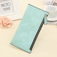 New Style Letter Nubuck Wallets Female Lovely Wallet Card Holder Coin Purse