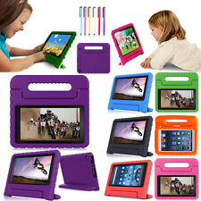 Shockproof Kids Safe Handle EVA Foam Stand Case Cover For Amazon Kindle Fire