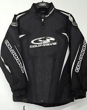 Coldwave Womens Snofire Snowmobile Jacket Black  ** XL and 2XL **