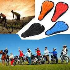 Cycling Bicycle Outdoor Non-slip Seat Saddle Cover Soft MTB Bike Cushion Pad