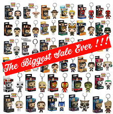 Funko Pop keychain Avengers Marvel DC Game of Thrones Harry Potter Doctor Who