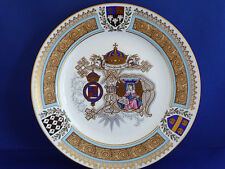 Spode Eton College Limited Edition Plate 442/1000