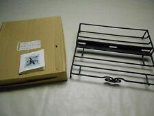 Longaberger Recharging Station Wrought Iron rare new in box *free shipping!*