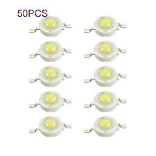 Pcs NEW White High Power Bulb Chip 3W Led Light Diodes 200~230 Lm Lamp Beads