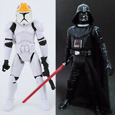 Star Wars Character Action Figure Clone Trooper Storm Darth Vader Collection Toy