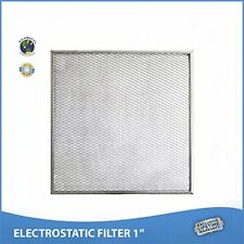 14x14x1 Lifetime Air Filter Electrostatic Permanent Washable Furnace & A/C