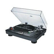Audio Technica AT-LP120BK-USB Direct-Drive Professional Turntable (USB & Analog)