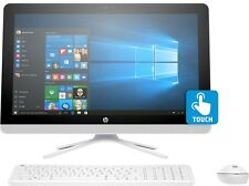 "HP All-in-One 22"" IPS TouchScreen Computer 8GB Intel Pentium 1TB HD Windows 10"