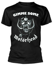 Motorhead 'Gimme Some' T-Shirt - NEW & OFFICIAL!