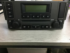 Land Rover Discovery 3 CD player radio, L359 CD-400 car stereo