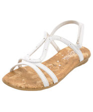 """Kenneth Cole Girls """"Along we Keep"""" Sandals (Toddler Sizes 5 - 12)"""