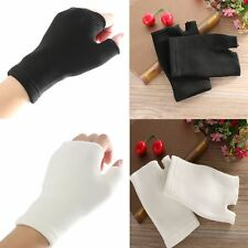 Elastic Comfortable Protected Sleeve Palm Glove Hand Wrist Support Arthritis