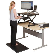 Stand Up Desk Medium - Sit Stand Workstation - Height Adjustable - Ergonomic