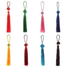 Embroidered Chinese Knot Tassels Pendant Long Good Luck Chinese Style