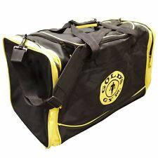 Gold's Gym 2017 Large Sports Duffel Bag Mens Gym Bag /Travel Holdall