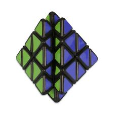 Z-Cube Volcano Puzzle - Black Twisty Magic Puzzle Speed Cube Toy Kids Mind Game