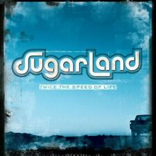 Twice the Speed of Life by Sugarland (CD, Oct-2004 Universal S.A.)(MINT)    #27