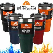 Ozark Trail 30 oz Double Walled Vacuum Stainless Steel Tumbler Mug Cup Thermos