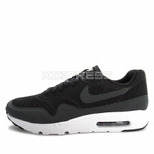 Nike Air Max 1 Ultra Essential [819476-004] NSW Running Black/Anthracite-White