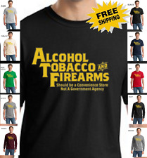 2nd Amendment Funny Gun Rights Laws AR15 Assault Rifle Political Mens T Shirt