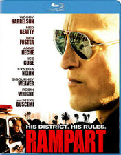 Rampart: HIS DISTRICT HIS RULES  Blu-ray Disc 2012) Brand New Factory Sealed #28