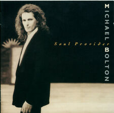Soul Provider by Michael Bolton (CD, Columbia (USA)) BRAND NEW (MINT)    #28