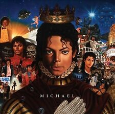Michael by Michael Jackson (CD, Epic (USA)) NEW factory sealed