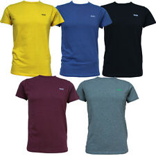 NEW HUGO BOSS Mens T Shirt Crew Neck Short Sleeve 100% Cotton T-Shirt
