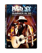 Kenny Chesney: Summer in 3D (DVD, 2010, 2-D)