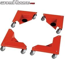 NEW Moving Skates/Dolly- Corner Mover Set- Moves Heavy Equipment- 600kg