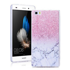 Thin TPU Marble Texture Print Soft Gel Case Cover Skin For Various mobile phone