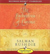 Salman Rushdie~THE ENCHANTRESS OF FLORENCE~AUDIOBOOK~12 CDS~UNABRIDGED