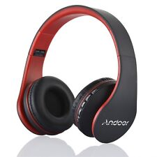 Digital 4 in 1 Wireless Stereo Andoer A2DP Bluetooth Headphones