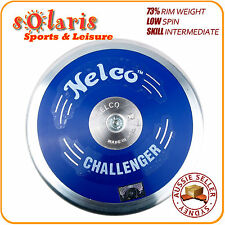 NELCO CHALLENGER Discus 73% Rim Weight Low Spin Steel Rim Blue ABS Body